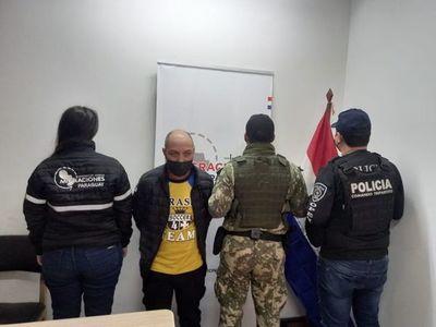 Expulsan a brasileño que tenía órdenes de captura en su país