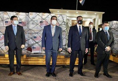 """EE.UU. """"no abandonó a su amigo y socio, Paraguay"""", afirma representante estadounidense"""