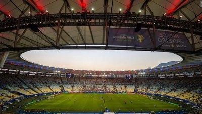 Habrá público en la final de la Copa América