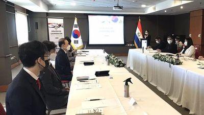 Corea y Paraguay fortalecen su cooperación bilateral