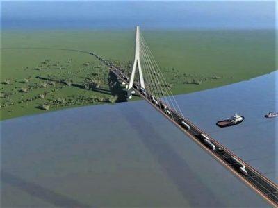 Gobierno retoma proyecto de tercer puente con Brasil