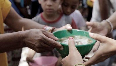 El hambre en el mundo se agravó en 2020, en gran parte por la pandemia