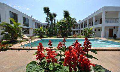 Hotel Ruta del Sol: una parada en el camino o un descanso cerca de Asunción