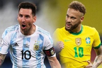 Copa América: Brasil y Argentina se juegan la final
