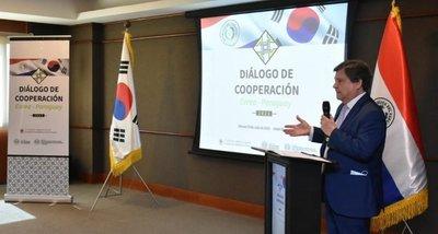 Canciller valora contribución de Corea para el desarrollo del Paraguay