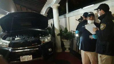 Intentan asaltar a subadministrador de Aduanas en Ciudad de Este