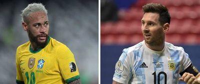 Messi y Neymar, elegidos los mejores jugadores de Copa América por Conmebol