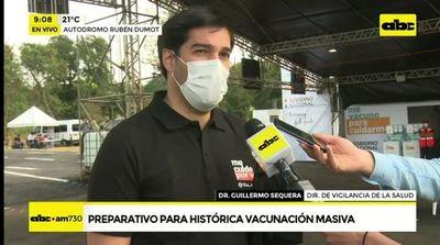 """Destacan llegada de vacunas y """"hay más probabilidad de que puede ser un Año Nuevo sin tapabocas"""", según Sequera"""