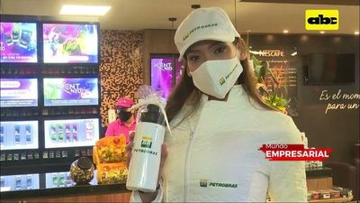 Petrobras inauguró una nueva estación de servicio en Lambaré