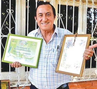 Muere el músico Flaminio Arzamendia