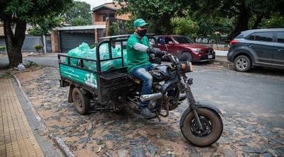 Inicio de recolección de residuos en barrios registra un rotundo éxito