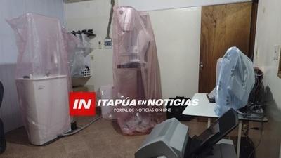 NOTICIA POSITIVA: LLEGA EQUIPO DE MAMÓGRAFO AL HOSPITAL DE MARIA AUXILIADORA.