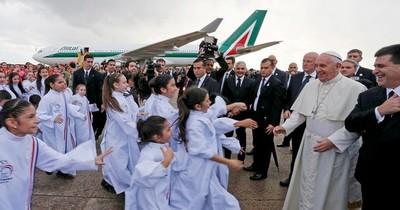 La Nación / Hoy se cumplen seis años de la visita del papa Francisco al Paraguay