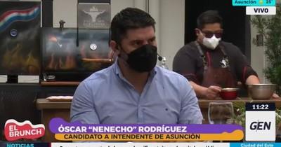 """La Nación / Óscar """"Nenecho"""" Rodríguez: """"La idea es dejar un precedente y demostrar que se puede"""""""