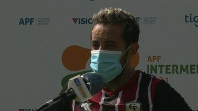 Néstor Bareiro, la figura de la victoria de Tacuary sobre Rubio Ñu