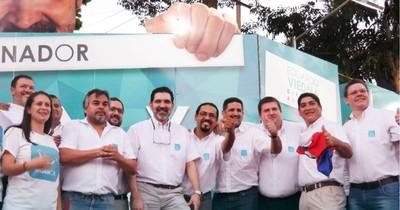 La Nación / Hagamos presenta a sus candidatos a concejales de Asunción
