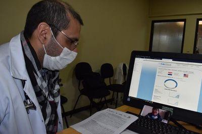 Nueva revista científica del Hospital Nacional servirá también de portal de capacitación