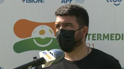 """Héctor Marecos: """"No pudimos sostener la intensidad"""""""