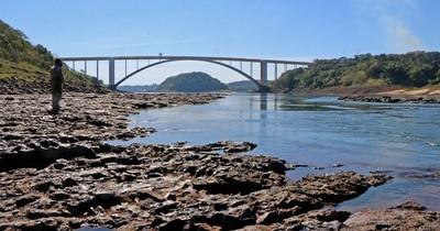 La Nación / Ejecutivo declara emergencia hídríca en los ríos Paraguay, Paraná y Apa