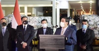 La Nación / Paraguay tendrá un buen fin de año gracias a la vacunación masiva, asegura el vicepresidente