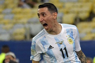 Se quebró el maleficio y Argentina es campeón de América