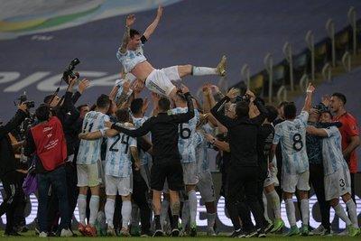 ¡Maracanazo! Argentina campeón de América