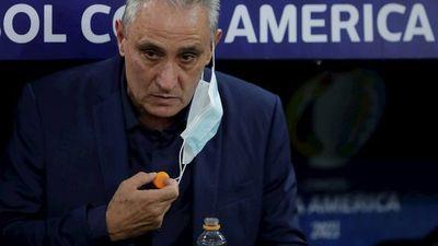 Tite es el primer técnico brasileño en perder la Copa América como anfitrión