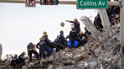 Derrumbe en Miami: Identifican cuerpos de las dos niñas paraguayas