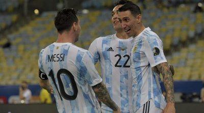 ¡Argentina, campeona de la Copa América!