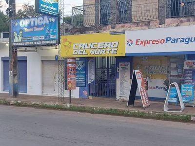 Asalto a mano armada a un comercio en Paraguarí