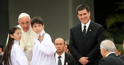 La Nación / Cartes recordará la histórica visita de Francisco al Paraguay