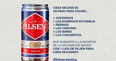 La Nación / Cervepar repartirá 1 millón de cervezas entre los vacunados