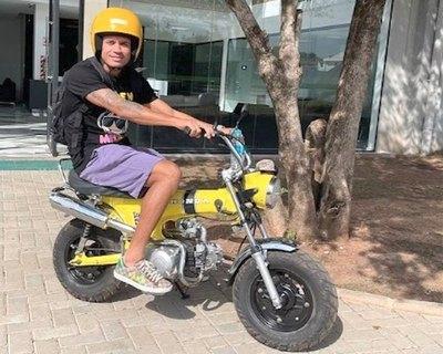"""Crónica / """"NO SOY SICARIO"""". Otálvaro fue llegando en moto a la práctica"""
