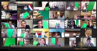 La Nación / Piden que el Ejecutivo vea cooperación internacional