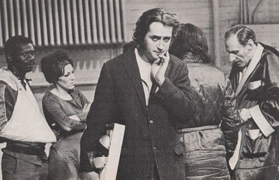 Downey, el provocador