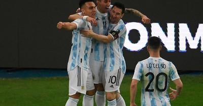 La Nación / Messi logra el soñado título