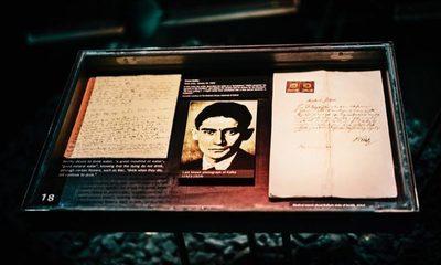 Las tribulaciones del joven Franz Kafka