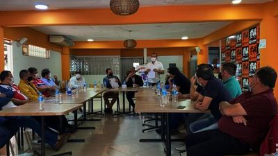 Camioneros exigirán estudio de proyecto o coparán Asunción