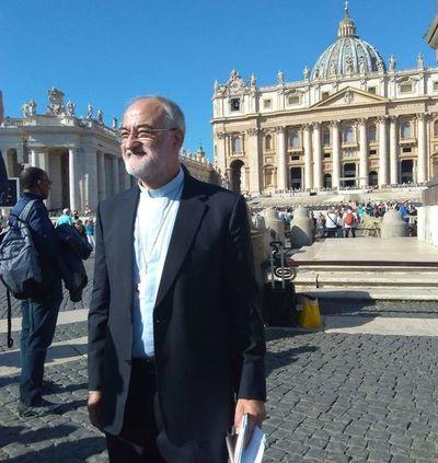 Cardenal nacionalizado paraguayo estará de visita por el país