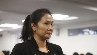 Fujimori anticipa que no va reconocer la eventual victoria de Castillo en el balotaje en Perú