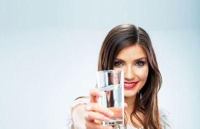 El agua que bebemos