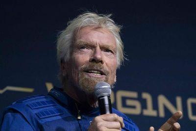 """Richard Branson, un millonario """"pop"""" apasionado del espacio"""