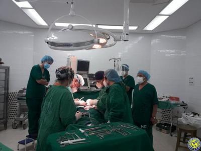 Pese a la pandemia, Clínicas sigue realizando trasplantes de órganos y tejidos •