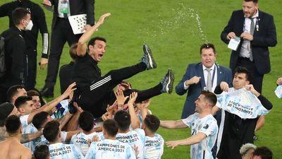 Scaloni revela que Messi jugó con molestias en el isquiotibial