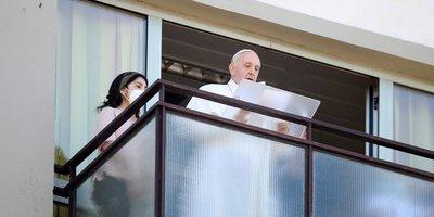 """Desde el hospital: El Papa hace un llamado a brindar """"un buen servicio sanitario"""""""