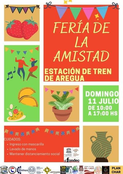 """Hoy """"Gran Feria de la Amistad"""" en la Ciudad Creativa Areguá"""