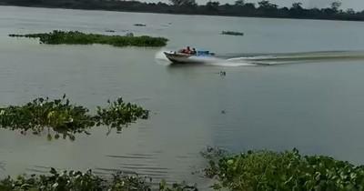 La Nación / Vacunas Pfizer viajaron por tierra, cielo y agua para llegar hasta Alto Paraguay
