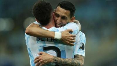 Argentina venció 1-0 a Brasil y es campeón de la Copa América 2021