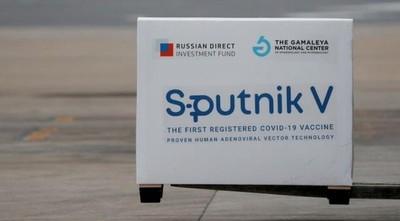 100.000 dosis de Sputnik V llegarían el martes