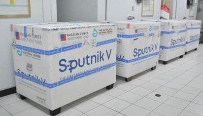 Anuncian para este martes la llegada de 100.000 dosis de Sputnik V